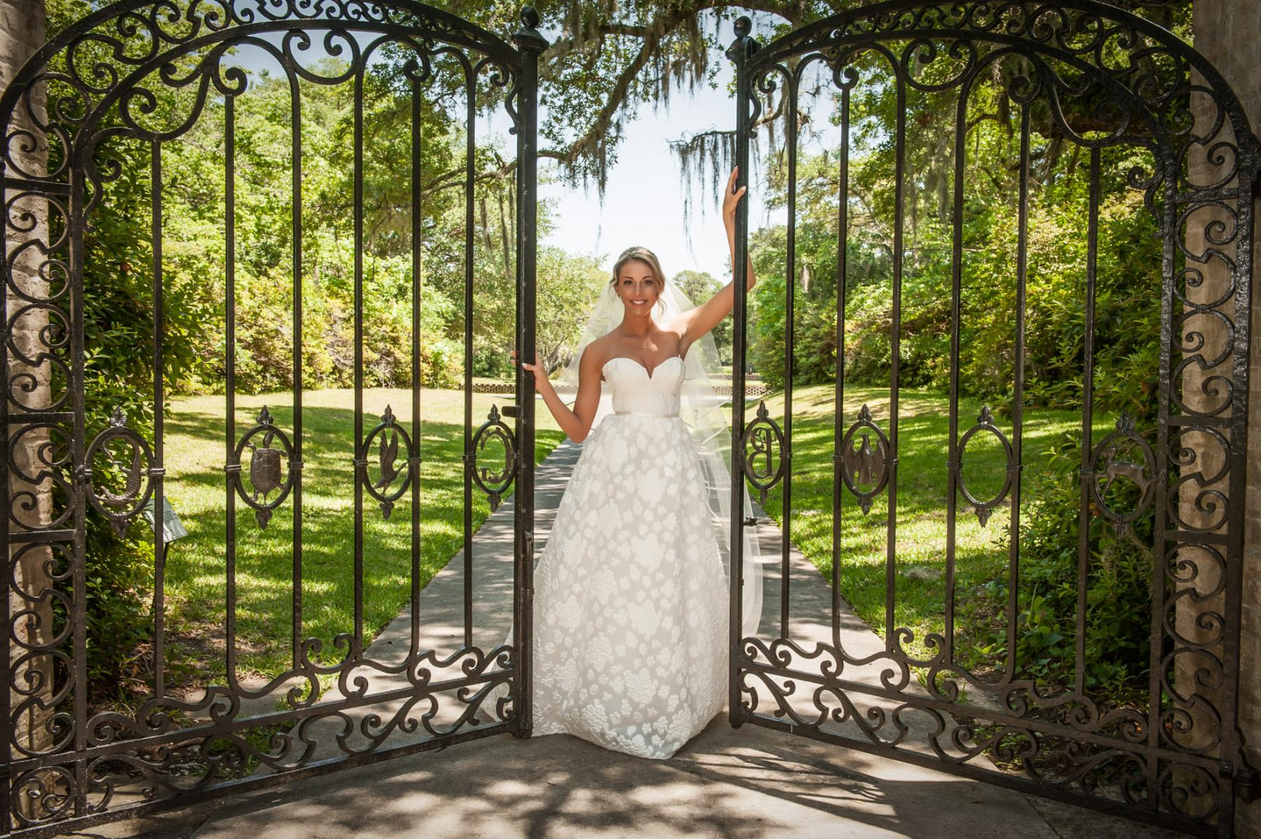 Gardens, Gates and Gowns