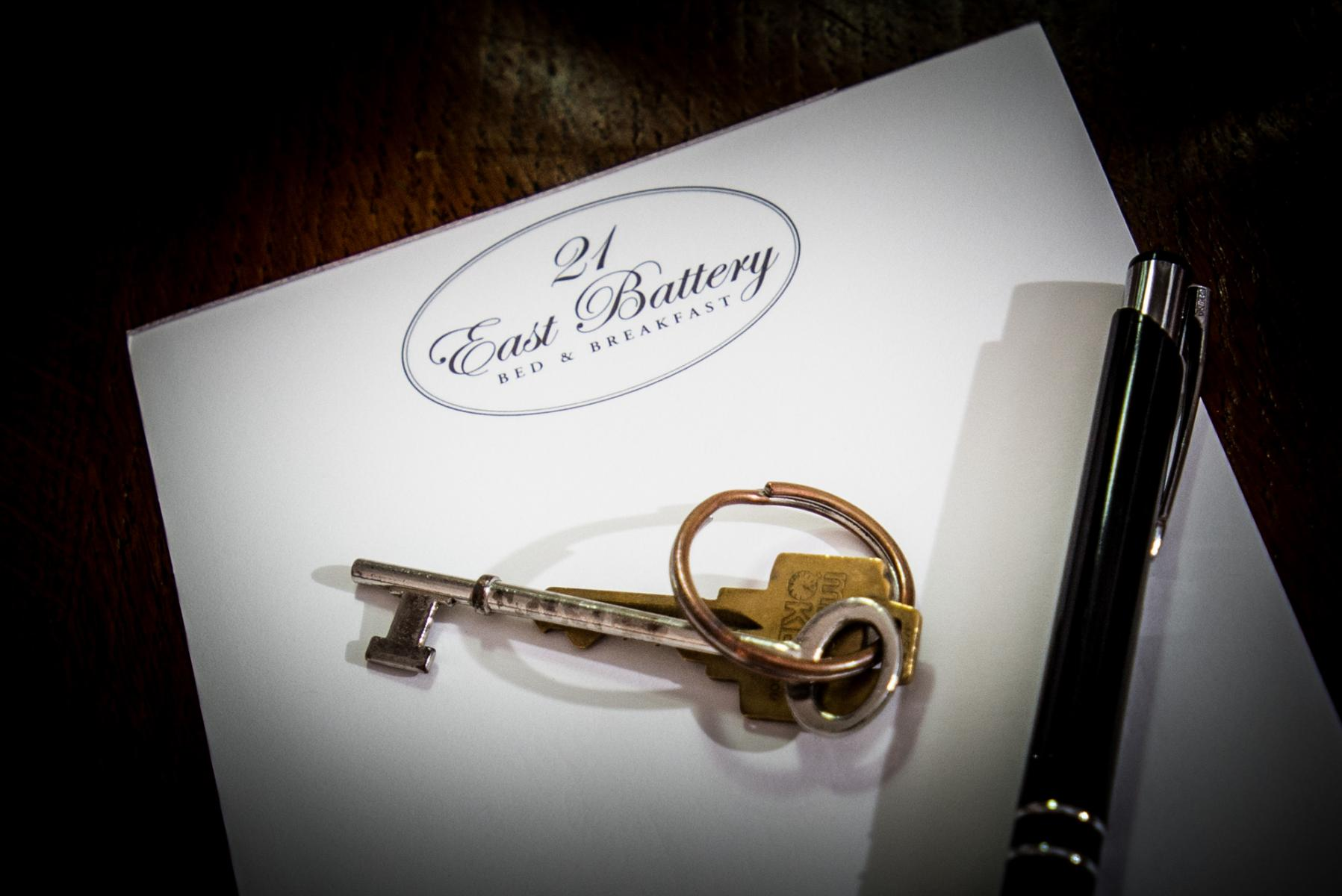 Your Key for the Duration