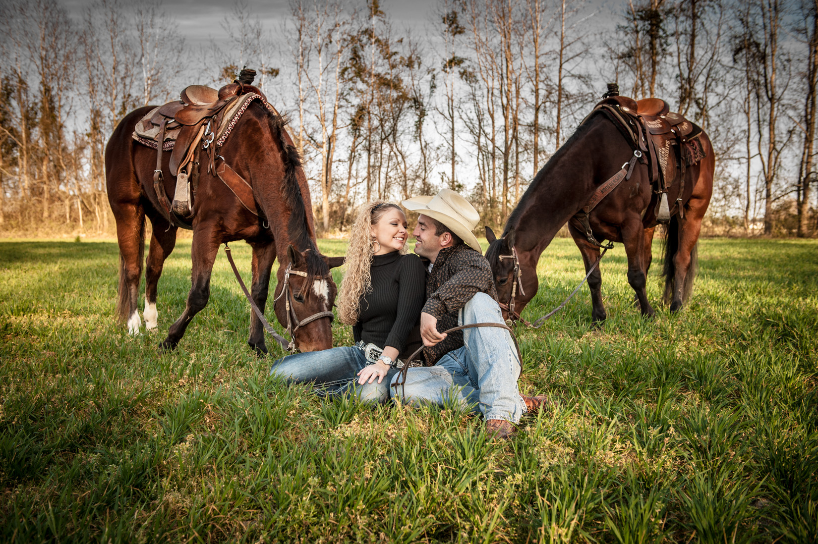 Engagements and Horses